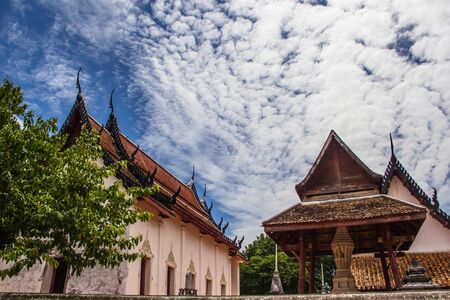 wat sing old temple in thailand