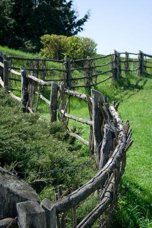 fence Stock Photo - 3356721