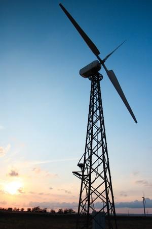 windfarm: instalaciones