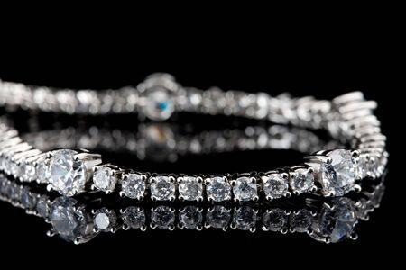 silver bracelet photo
