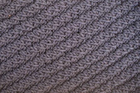 interlink: wool sweater texture close up