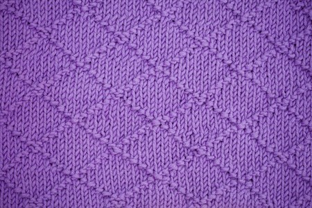 interlink: knitting wool sweater texture close up Stock Photo