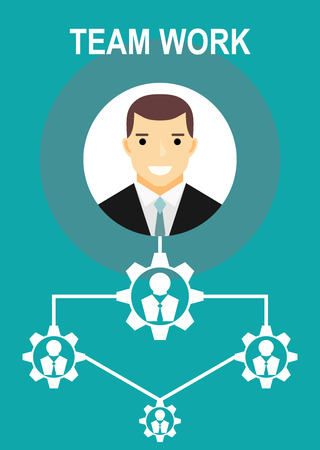 ceo: Team management, organizational structure. Company CEO and his team hierarchy.