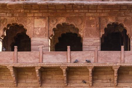 baori: The Toor ji ka Baori (Toor ji stepwell) in Jodhpur, India