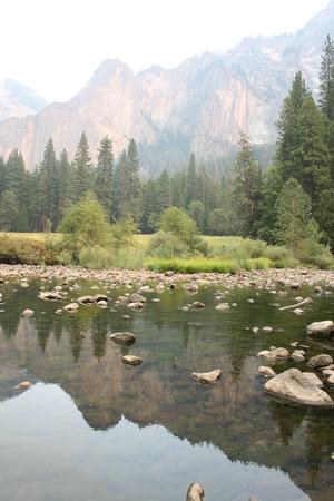 bridalveil fall: Yosemite Nationalpark