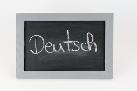yields: Blackboard German