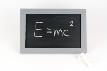 yields: blackboard with chalk emc