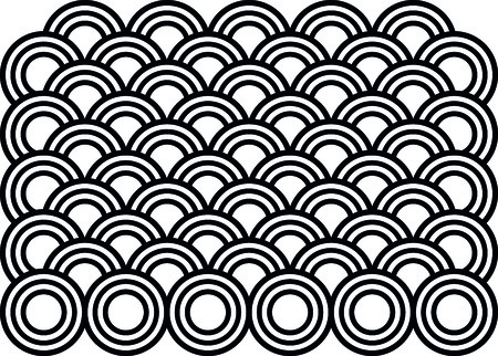 circles pattern: Pattern circles