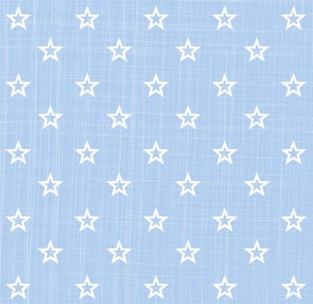 star pattern: light blue star pattern