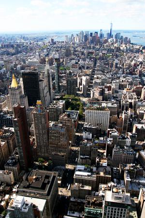 attraktion: New York City von oben