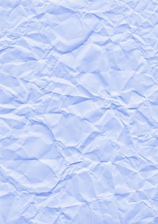 uncoated: Wrinkle background blue Stock Photo