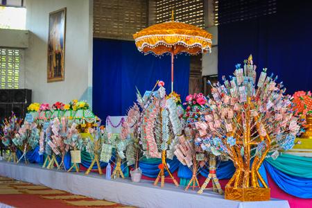 Kathin ceremony