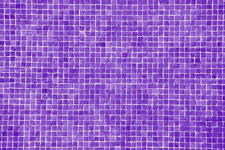 violet residential: pattern, background or texture of a big lilac mosaic