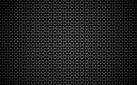 Carbon fiber plain weave background. EPS 10 vector. Illusztráció