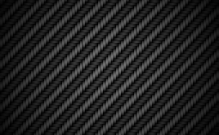 Carbon fiber twill 4 X 4 background. EPS 10 vector.