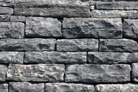 Seamless stone wall background 스톡 콘텐츠