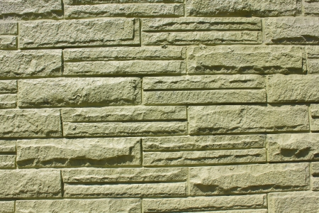 Stone wall texture background photo