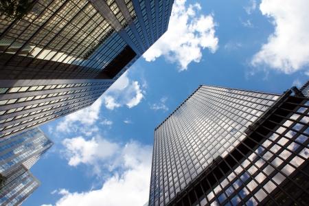 다운 타운 토론토, 온타리오, 캐나다에서 고층 빌딩 스톡 콘텐츠 - 22934270