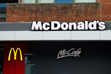 mcdonalds: McDonalds restaurant