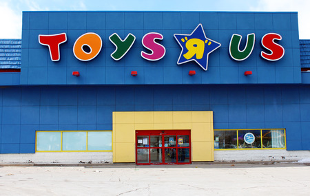 r furniture: Toys  R  Us store