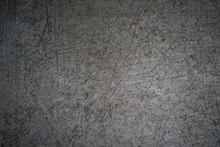 old scratched concrete wall backgroud texture with copy space