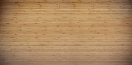 bamboo wood flooring texture horizontal striped background with copy space