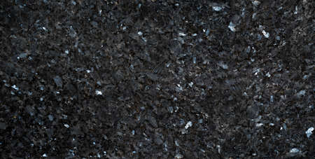 glossy dark gray decorative natural stone background texture with copy space 写真素材