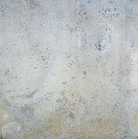 dirty stained concrete cement backgroound texture with copy space 写真素材