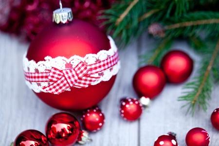 advent season: festive glitter christmas decoration bauble seasonal winter holidays