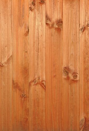 Background texture in legno a muro con nodi Archivio Fotografico