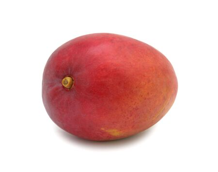 Mango, isolated on a white background