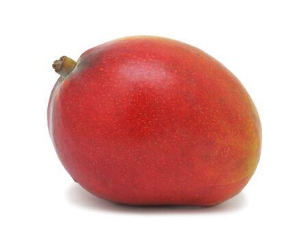 Mango, isolated on white background