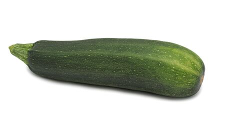 Courgette (Zucchini), isolated on a white background photo
