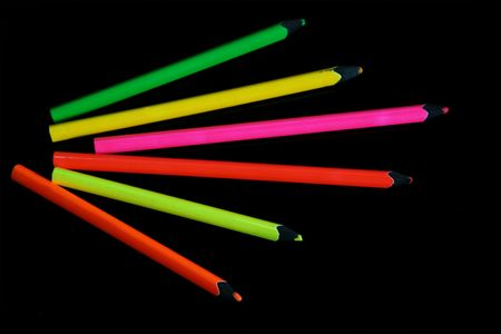 colourfully: Lets make the world more colourfully and more brightly by means of pencils
