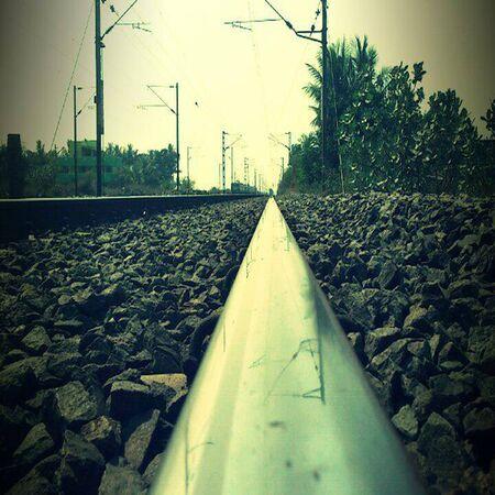 tract: rail tract