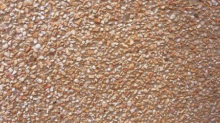 pebble: pebble wall background Stock Photo