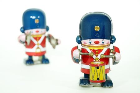 bearskin hat: UK- guard