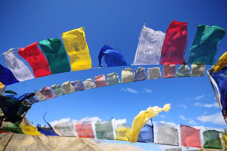 prayer flag photo