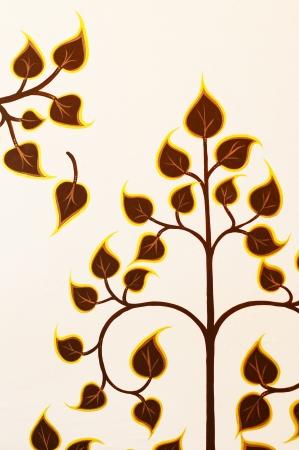 hindues: Bodhi �rbol, �rbol sagrado para los hind�es y budistas