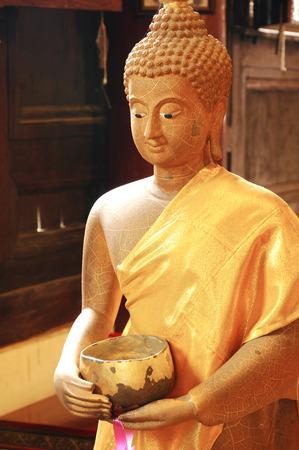 buddha statue,Thailand  photo