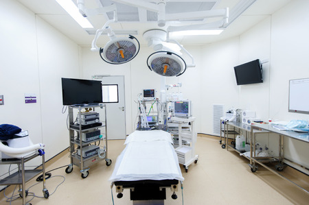 aseptic: equipment and medical devices in modern operating room