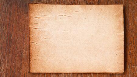 alte Papierbeschaffenheit für Hintergrund Standard-Bild