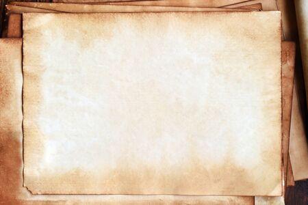 vecchia trama di carta per lo sfondo
