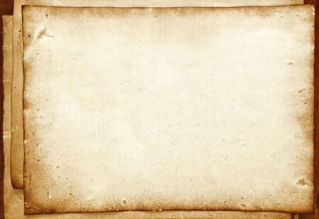alte Papierbeschaffenheit für Hintergrund