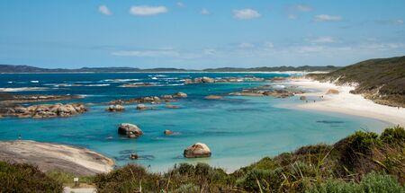 Coastline at Grren Pools Western Australia