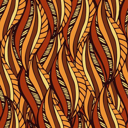 vector seamless ethnick pattern