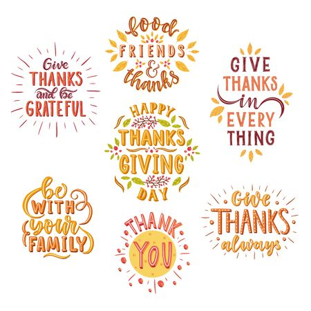 Happy thanksgiving day, Give thanks and be gratiful, food, friends & thanks, be with your family, give thanks in everything, thank you.