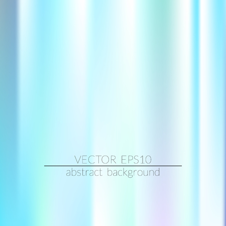 Mesh blurred futuristic template. Vivid smooth mesh blurred futuristic template. Trendy creative vector. Intense blank Holographic spectrum gradient for printed products, covers.
