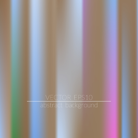 Blurred bright colors mesh background. Vivid smooth mesh blurred futuristic template. Trendy creative vector. Intense blank Holographic spectrum gradient for printed products, covers.