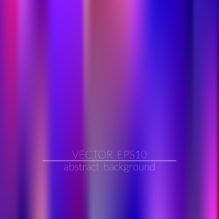 Mesh blurred futuristic template.  Colorful rainbow gradient.  Trendy creative vector.  Easily editable soft colored vector illustration. Bright print.